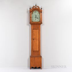 Riley Whiting Tall Pine Clock