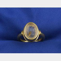 Sassanian Ancient Seal Ring