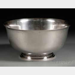 Tiffany & Co. Sterling Revere-style Side Bowl