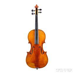 German 3/4-size Child's Violin, John Juzek