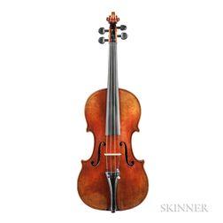 German Violin, Ernst Heinrich Roth, Markneukirchen, 1925