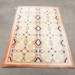 Edward Fields Modernist Wool Rug