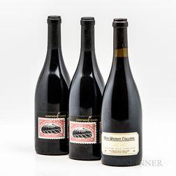 Mixed Willamette Pinot Noirs, 3 bottles
