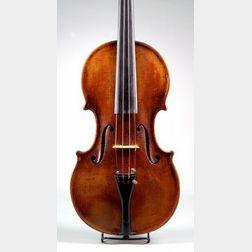 German Violin, c. 1930