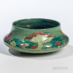Moorcroft Pottery Claremont Design Bowl