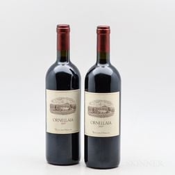 Tenuta dellOrnellaia Ornellaia 1999, 2 bottles