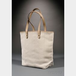 "Leather ""Chennai"" Shopping Bag, Hermes"