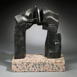 Dimitri Hadzi (American, 1921-2006)      Alexander's Trophy II