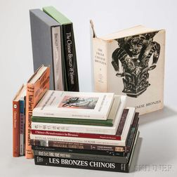 Seventeen Books on Chinese Bronzes