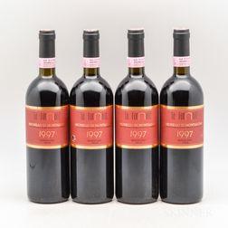 La Fornace Brunello di Montalcino 1997, 4 bottles