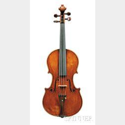 Modern Italian Violin, Leandro Bisiach, Milan, 1940