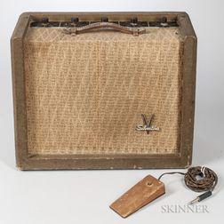 Silvertone Model 1392 Amplifier, c. 1958