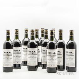 Chateau Lafon Rochet 1977, 12 bottles