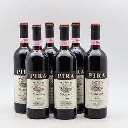 Pira Barolo Marenca 1999, 6 bottles