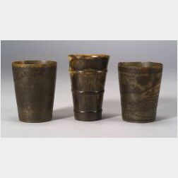 Three Horn Beakers