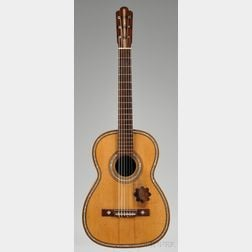 Spanish Flamenco Guitar, Jaime Ribot, Barcelona, c. 1910