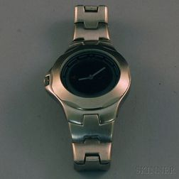 Gentleman's Tag Heuer 3000 Series Stainless Steel Wristwatch
