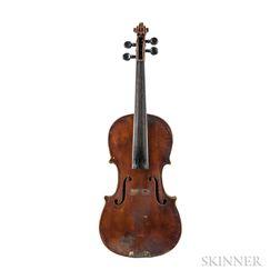 Violin, Ferrara School, c. 1890