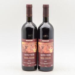 Tua Rita Giusto di Notri 2001, 2 bottles
