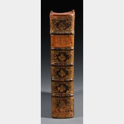Lyonet, Pierre (1706-1789) Traite Anatomique de la Chenille
