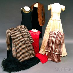 Group of Assorted Vintage Lady's Fashions
