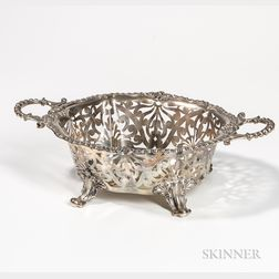 Shreve, Crump & Low Sterling Silver Bowl