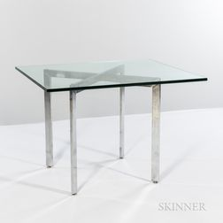Ludwig Mies van der Rohe Pavilion-style Table