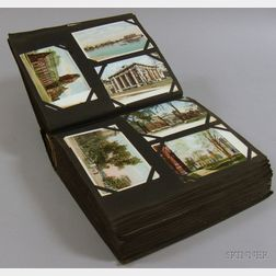 Album of Early 20th Century Postcards