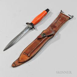 Eddie Bauer Mark II Fighting Knife