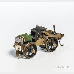 Miniature Electric Model