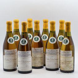 Louis Latour Corton Charlemagne 1997, 9 bottles