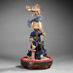"Musical Automaton of a Female ""Magician,"""