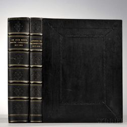 Ross, John (1777-1856) Narrative of a Second Voyage in Search of a North-West Passage [and] Appendix to the Narrative.