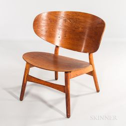 Hans J. Wegner for Fritz Hansen Shell Chair