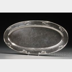 Georg Jensen Sterling Fish Platter