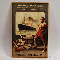 Holland-America Line Advertisement
