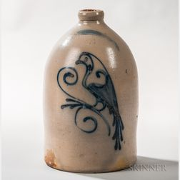 Two-gallon Stoneware Jug