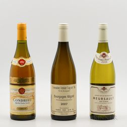 French Whites, 3 bottles