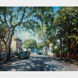 Kenneth J. (Ken) Knowles (American, b. 1968)      Cape Ann