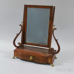 Classical Gentleman's Shaving Mirror