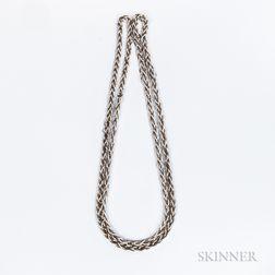 Northeast Beaded Necklace