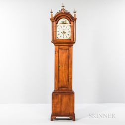Maple Tall Case Clock