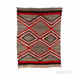 Navajo Transitional Textile