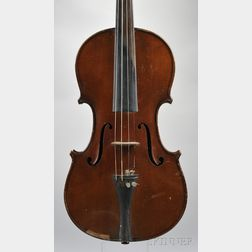 American Violin, W.C. Stenger, Chicago, 1923