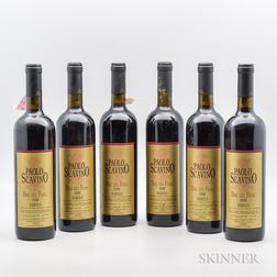 P. Scavino Barolo Bric del Fiasc 1990, 6 bottles