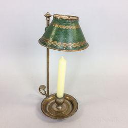 Small Louis XVI-style Tole Lamp