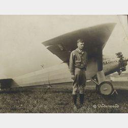 Lindbergh, Charles (1902-1974)