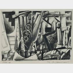 Joseph E. Norman  (American, b. 1957)      Untitled Slum Fantasies