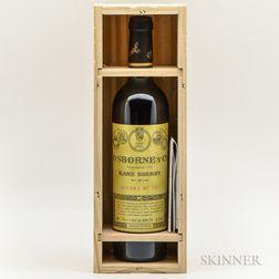 Osbornne Rare Sherry BC200, 1 bottle (owc)