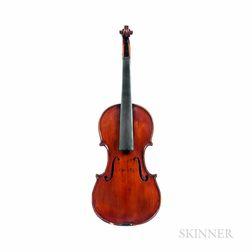 American Violin, Panos Sambrakos, Los Angeles, 1917